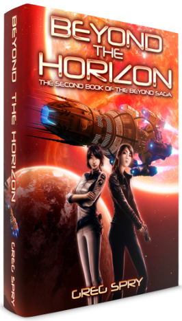 Buy science fiction novel Beyond the Horizon