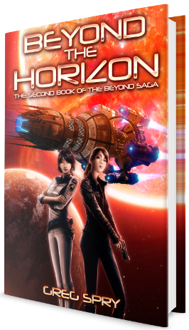 Buy Beyond the Horizon (Beyond Saga Book 2) on Amazon